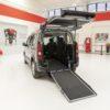 Peugeot Rifter passo corto per trasporto disabili 03