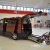 Fiat Doblò Pianale Ribassato passo lungo per disabili 5
