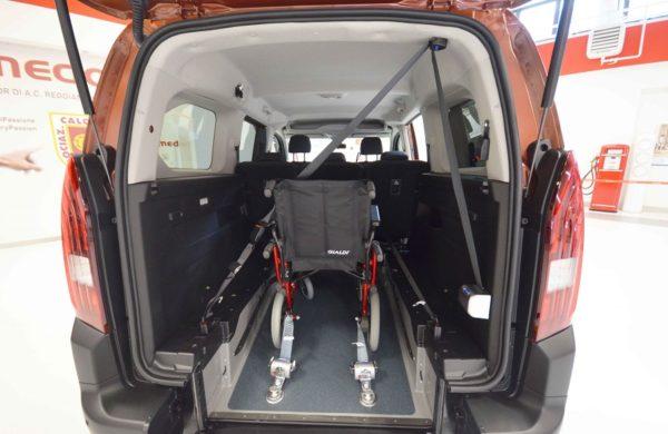 Fiat Doblò Pianale Ribassato passo lungo per disabili 6