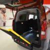 Fiat Doblò Pianale Ribassato passo lungo per disabili 9