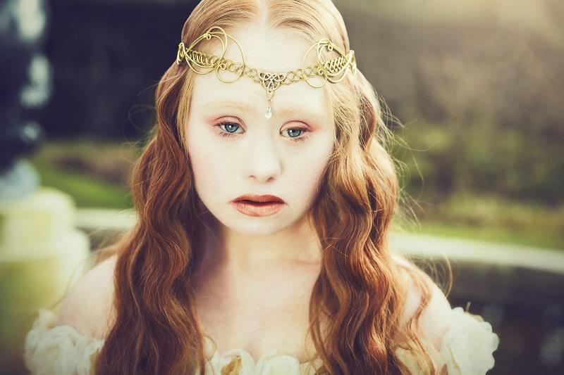 Madeline Stuart la famosissima modella con sindrome di Down