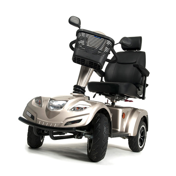 Scooter elettrici per disabili