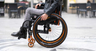 Carrozzine per disabili usate