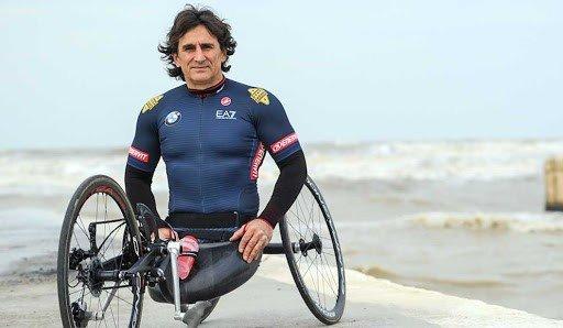 Sport per disabili Alex Zanardi