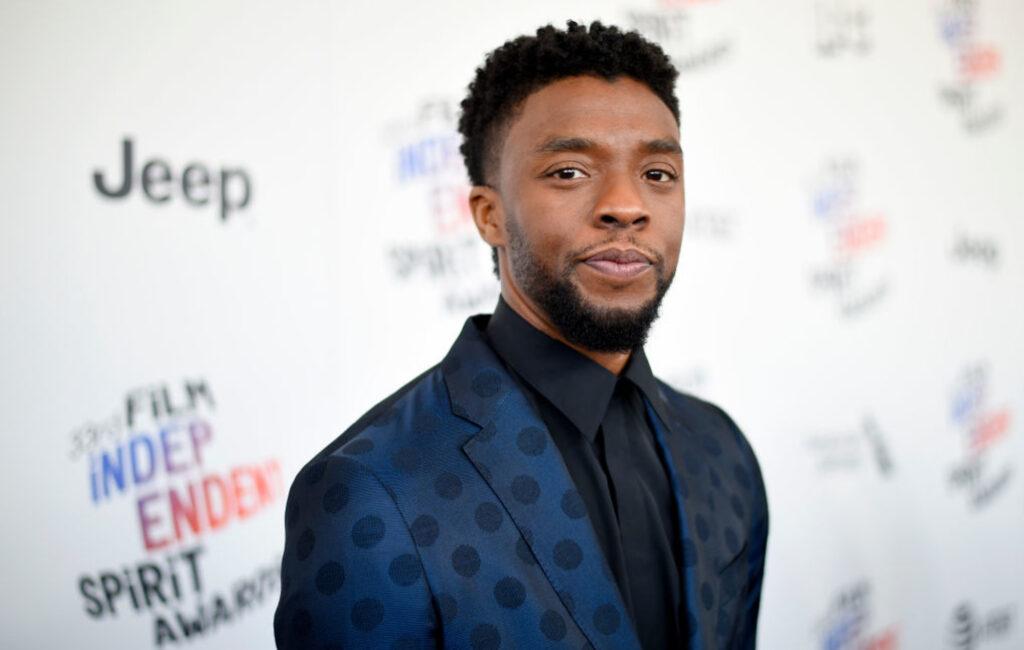Chadwick Boseman il volto della star afroamericana Black Panther