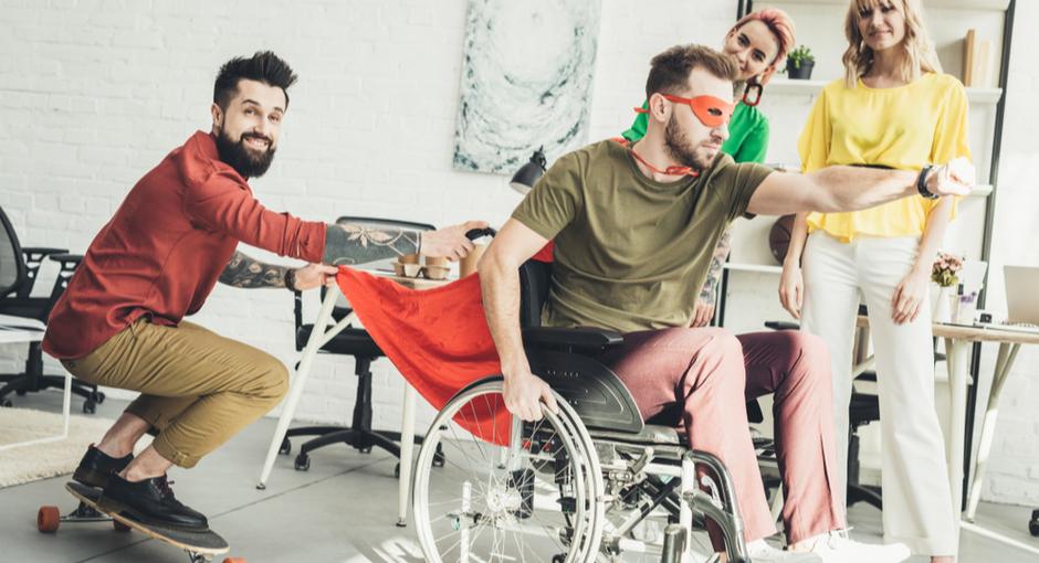 Permessi legge 104 disabili