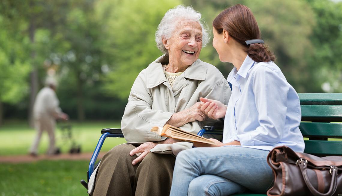 caregiver familiare disabili