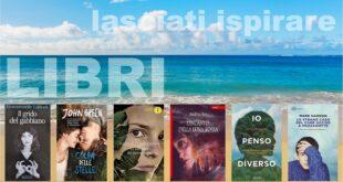 6 fantastici Libri consigliati per le tue Vacanze!