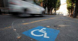 Richiesta parcheggio disabili
