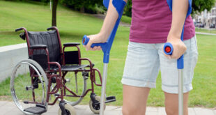Sedie a rotelle usate per disabili