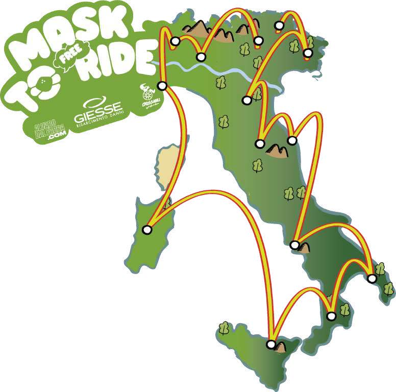 Mask to ride 2 2021