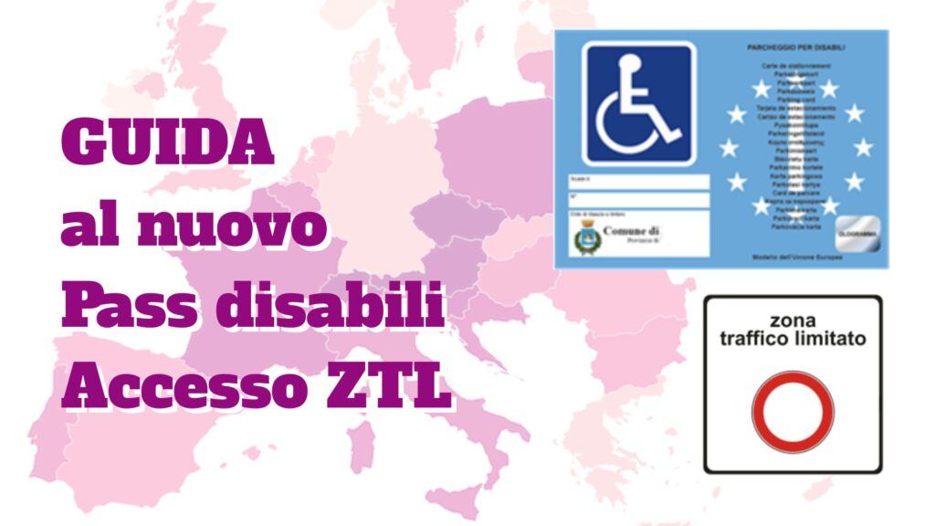 pass unico europeo per disabili