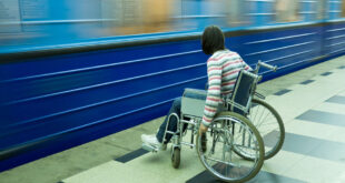 treni e disabili