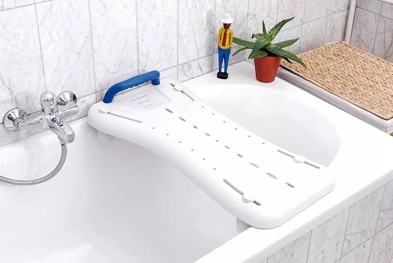 Asse sedili per vasca da bagno per anziani e disabili