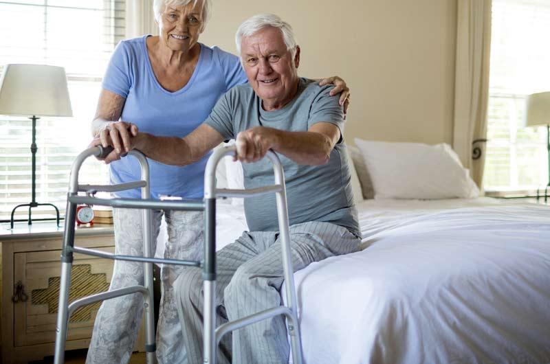 Deambulatori per casa per anziani e disabili