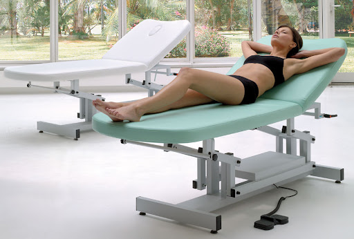 Lettini per fisioterapia