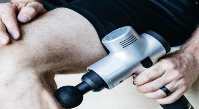 Pistole Massaggio a percussione per il corpo