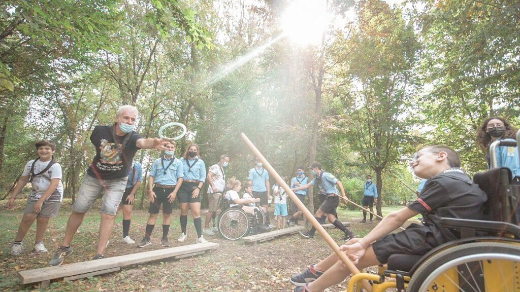 SCOUTabili crossabili scout
