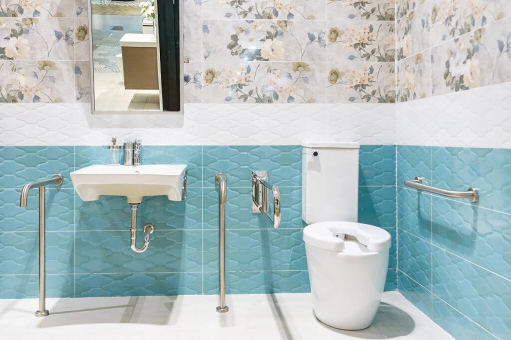 Sanitari WC Water per disabili