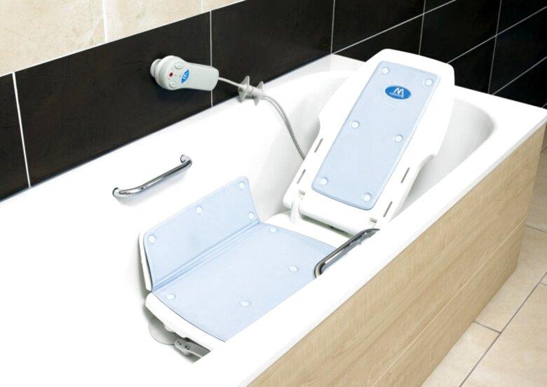 Sollevatori per vasca da bagno