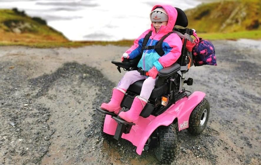 Carrozzine Pediatriche per bambini disabili