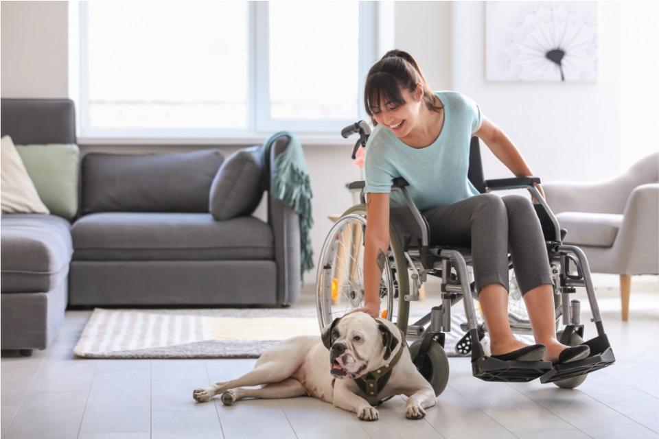 Casa Accessibile per disabili