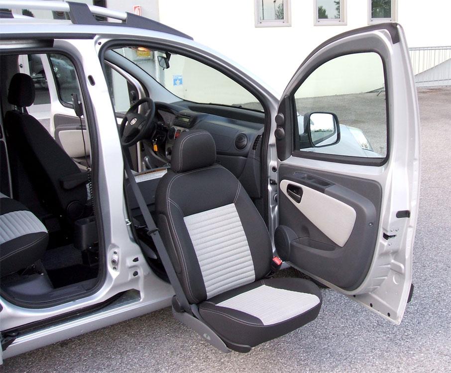 Dispositivi per il trasporto disabili