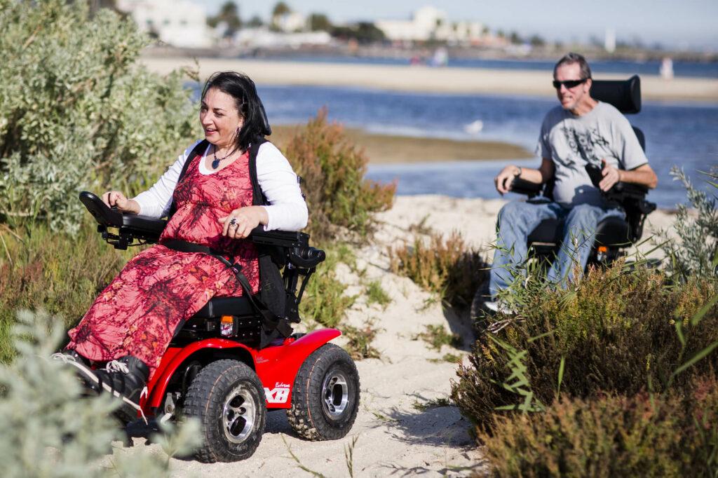 Migliori Carrozzine Elettroniche per disabili