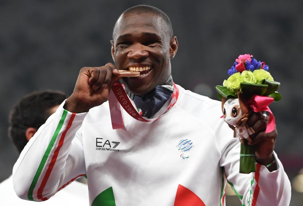 Oney Tapia il grande campione paralimpico