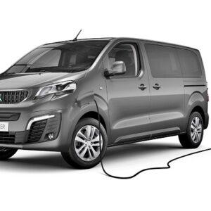 Peugeot E-Traveller Elettrico pianale ribassato auto elettrica per disabili